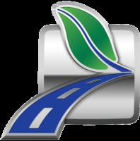 Hybrid Leaf Logo