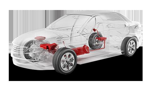 Hybrid Skeleton Car