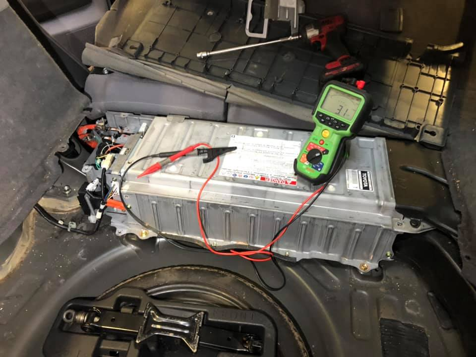 Hybrid Battery Replacement 3